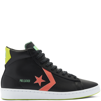 Hi-Vis Pro Leather High Top productafbeelding