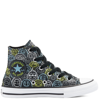 Are You Yeti? voor kinderen Chuck Taylor All Star High Top productafbeelding