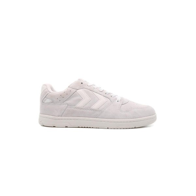 "Hummel POWER PLAY SUEDE ""BONE WHITE"" productafbeelding"