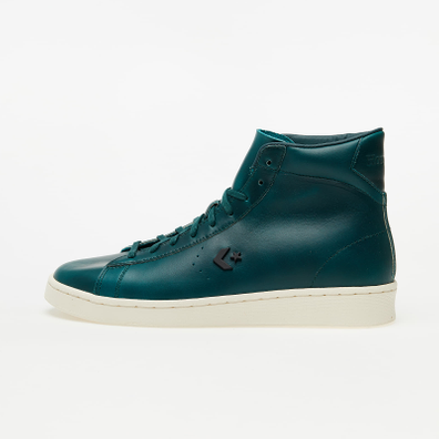 Converse Pro Leather Lyons Blue/ Egret/ Sea Moss productafbeelding