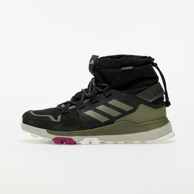 adidas Terrex Hikster Mid W Core Black/ Legend Green/ Legend Earth productafbeelding