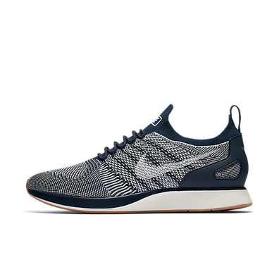 Nike Mariah Flyknit Racer College Navy productafbeelding