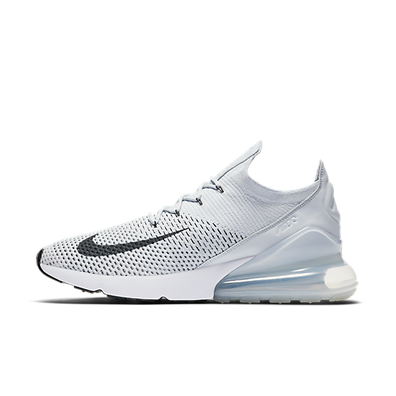 Nike Air Max 270 Flyknit 'Pure Platinum' productafbeelding