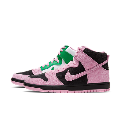 Nike SB Dunk High 'Invert Celtics' productafbeelding