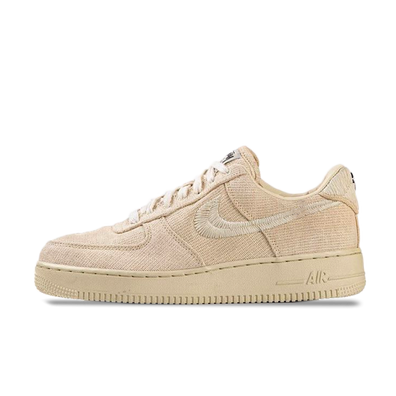 Stüssy X Nike Air Force 1 'Fossil Stone' productafbeelding