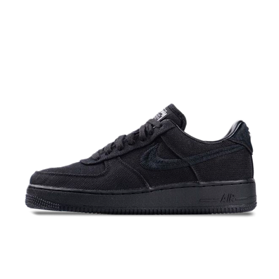 Stüssy X Nike Air Force 1 'Black' productafbeelding