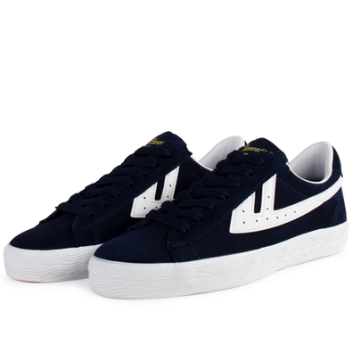 Warrior Dime Suede 'Blue/White' productafbeelding