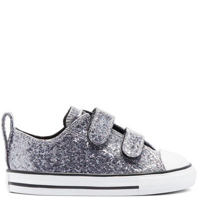 Coated Glitter Easy-On Chuck Taylor All Star Low Top productafbeelding