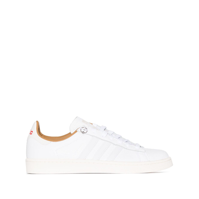 adidas X 032c white Campus leather productafbeelding