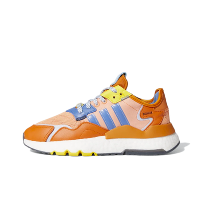 Ninja X adidas Nite Jogger Kids 'Orange productafbeelding