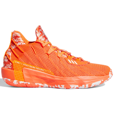 adidas Dame 7 I Am My Own Fan Solar Red productafbeelding