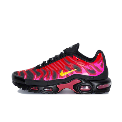 Supreme X Nike Air Max Plus 'Fire Pink' productafbeelding