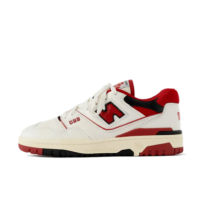 Aime Leon Dore X New Balance 550 'Red' productafbeelding