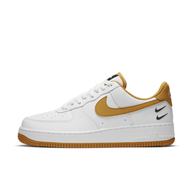 Nike Air Force 1 Double Swoosh 'White' productafbeelding