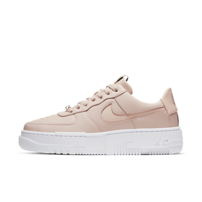Nike Air Force 1 Pixel 'Particle Beige' productafbeelding