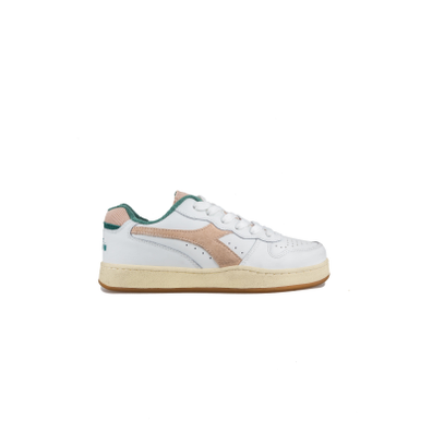 Diadora Basket Low Used WN Apricot productafbeelding
