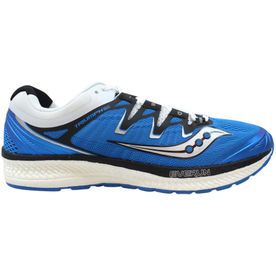 Saucony Triumph Iso 4 Blue productafbeelding