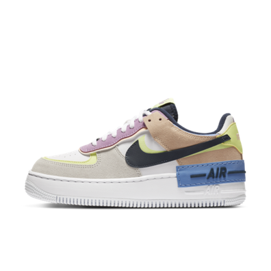 Nike Air Force 1 Shadow Photon Dust/Barely Volt' productafbeelding