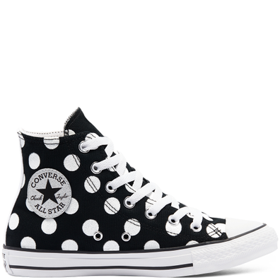 Glitter Shine Chuck Taylor All Star High Top voor dames productafbeelding