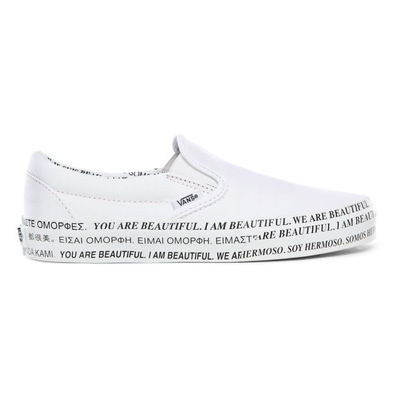 VANS We Are Beautiful Classic Slip-on  productafbeelding