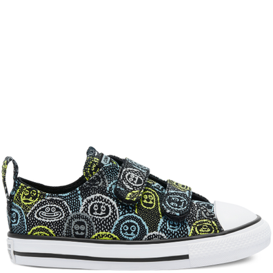 Are You Yeti? Easy-On Chuck Taylor All Star Low Top productafbeelding