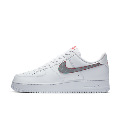 Nike Air Force 1 '07 LV8 3M Project 'White' productafbeelding