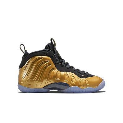 Nike Air Foamposite One Metallic Gold (GS) productafbeelding