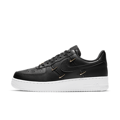 Nike Air Force 1 LX 'Black' productafbeelding