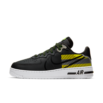 Nike Air Force 1 React 3M 'Black' productafbeelding