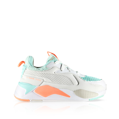 Puma RS-X Softcase White Aruba Blue PS productafbeelding