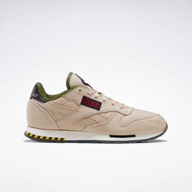 Reebok Ghostbusters Classic Leather GS Schoenen productafbeelding