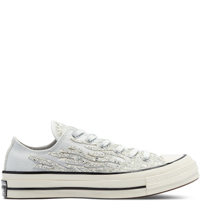 Glitter Shine Chuck 70 Low Top Shoe productafbeelding