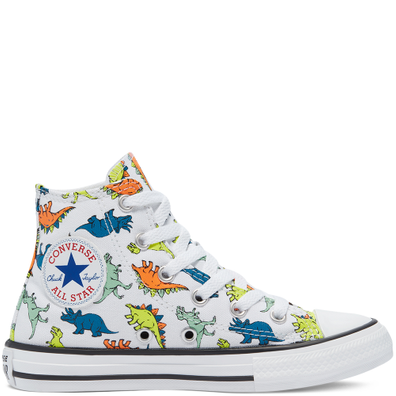 Dinoverse Chuck Taylor All Star High Top Shoe productafbeelding