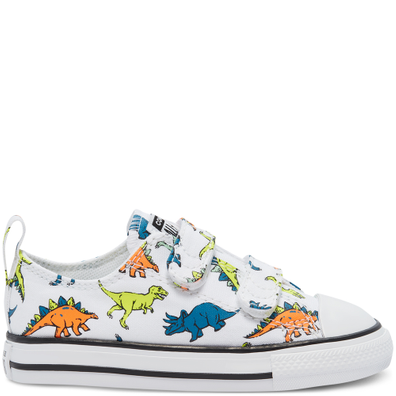 Dinoverse Easy-On Chuck Taylor All Star Low Top Shoe productafbeelding