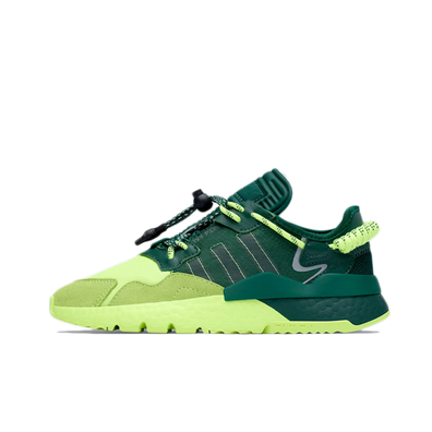 Beyonce - Ivy Park X adidas Nite Jogger ' Green Frozen Yellow' productafbeelding