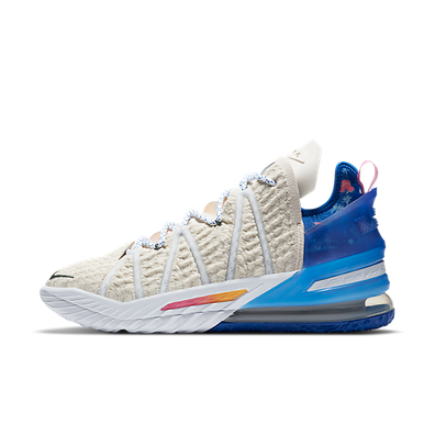 Nike LeBron 18 Los Angeles By Day productafbeelding