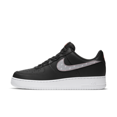 Nike Air Force 1 3M 'Black' productafbeelding