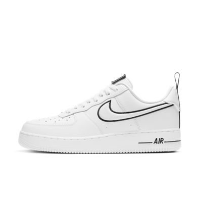 Nike Air Force 1 Patches 'White' productafbeelding