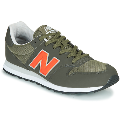 New Balance  500  men's Shoes (Trainers) in Kaki productafbeelding