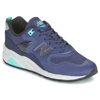 New Balance  MRT580  women's Shoes (Trainers) in Blue productafbeelding
