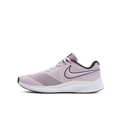 Nike  STAR RUNNER 2 GS  girls's Sports Trainers (Shoes) in Pink productafbeelding