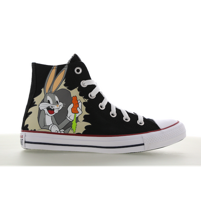 Converse Chuck Taylor All Star High X Bugs Bunny productafbeelding