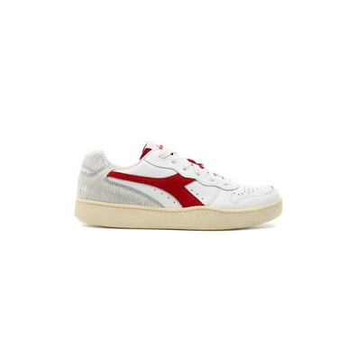 "Diadora x PAURA MI BASKET LOW  ""WHITE"" productafbeelding"
