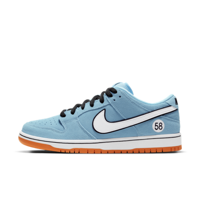 Nike SB Dunk Low Pro 'Blue Chill' productafbeelding