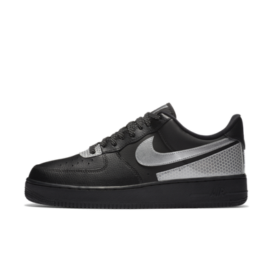 Nike Air Force 1 '07 LV8 3M Project 'Black' productafbeelding