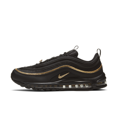 Nike Air Max 97 CM Black Metallic Gold productafbeelding
