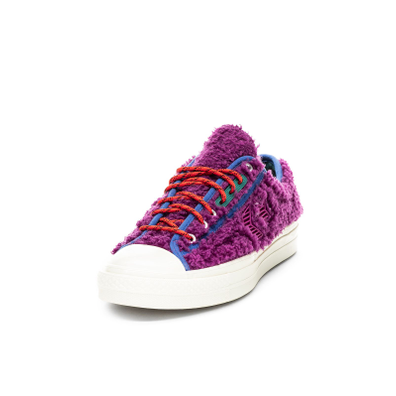 Converse Star Player OX *Retro Sherpa* productafbeelding