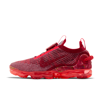Nike Air VaporMax 2020 Flyknit Team Red productafbeelding