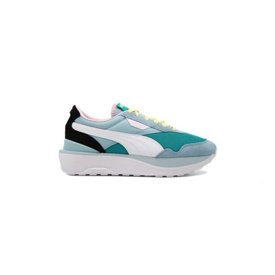 "Puma WMNS CRUISE RIDER SILK ROAD ""VIRIDIAN GREEN"" productafbeelding"