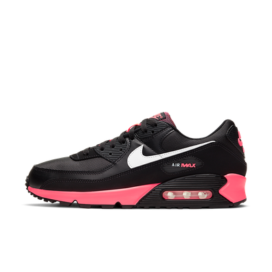 Nike Air Max 90 'Black/Racer Pink' productafbeelding